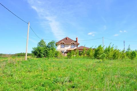 Продам участок ЛПХ,10 соток в д.Дедово-Талызино в 27 км от МКАД
