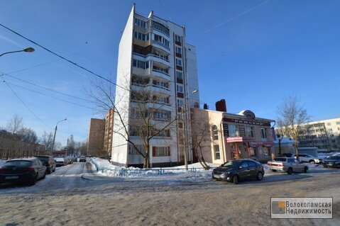 Однокомнатная квартира в центре Волоколамска