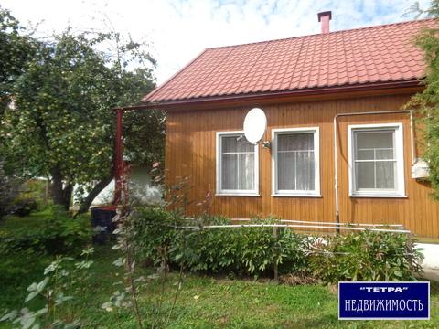 Продается дом 90 м2, в Троицке на участке 15 соток, ИЖС,