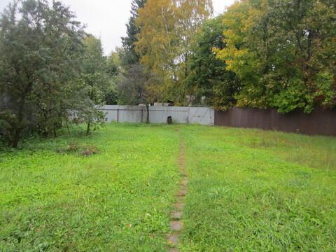 Продается земельный участок в г. Пушкино, Зеленый городок