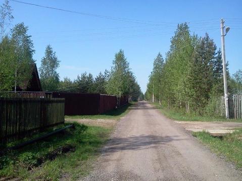 Дачный участок в Павловском Посаде