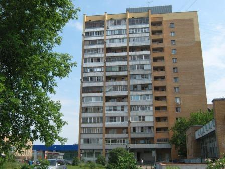 Квартира в обычном состоянии в центре города