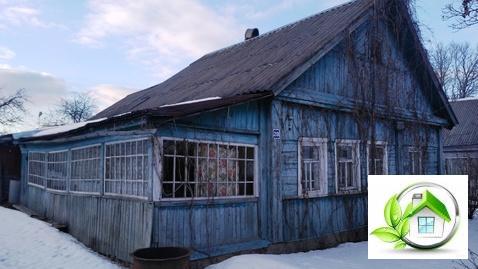 Купить старый дом с баней в деревне Московской области.