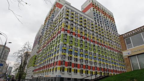 """2-комнатная квартира, 69 кв.м., в ЖК """"Ярцевская, 24"""""""