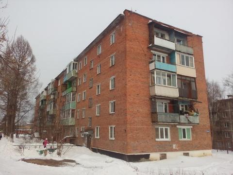 Продам 1 км. квартиру в пгт. Михнево Ступинского района