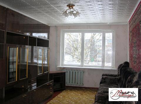 Продаётся трёхкомнатная квартира д. Никулино