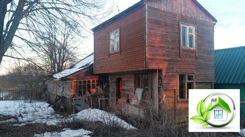 Купить дом для прописки в деревне Шохово Московской области.