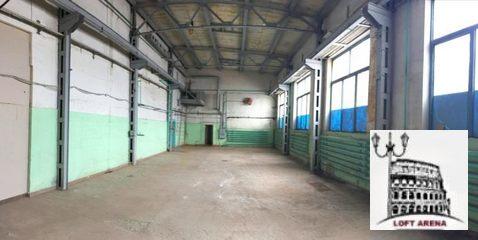 Сдается в аренду производственное помещение, общей площадь 396,0 кв.м.