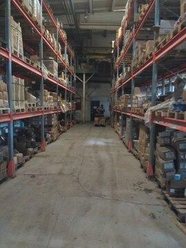 Производство/Склад 715 кв.м,2 кран балки