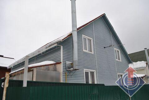 Дом 209 м2 в д. Подлипки, г/п Кубинка Одинцовского р-на