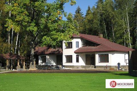 Дом с бассейном 545 кв.м. на лесном участке, 26 км по Калужскому ш., 32500000 руб.