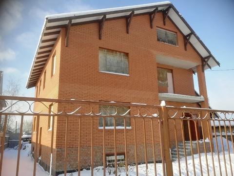 Дом в Марусино 350 м