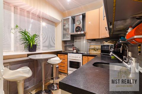 Трехкомнатная квартира в центре Москвы