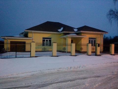Дом в г.Серпухов 260м