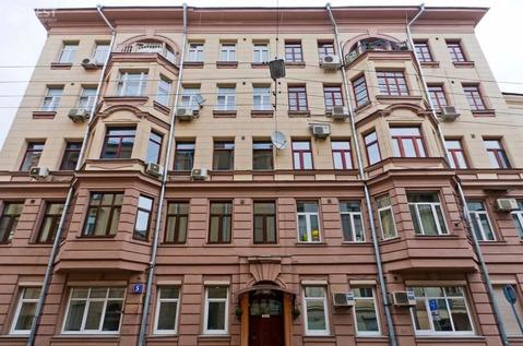 Квартира-офис в центре М. Чистые пруды