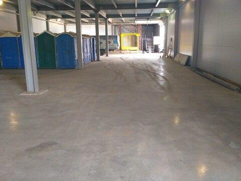 Производственно складское помещение 1040 кв.м