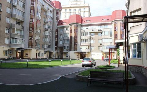 Трехкомнатная квартира Банный переулок дом 3