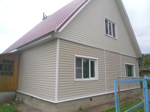 Дом 150 кв.м. с газом в пос. Колюбакино Рузского района