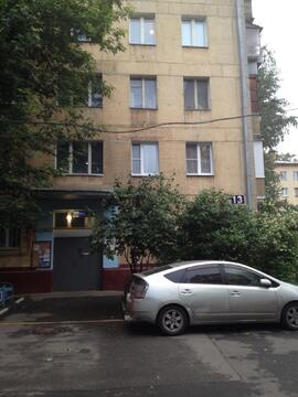 Москва, 1-но комнатная квартира, Нагорный б-р. д.13, 4980000 руб.