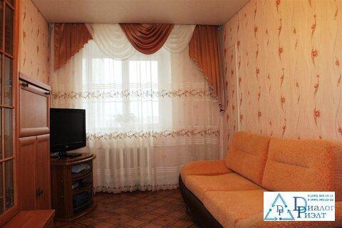 Сдается двухкомнатная квартира в Москве, 10 мин авто до м. Выхино