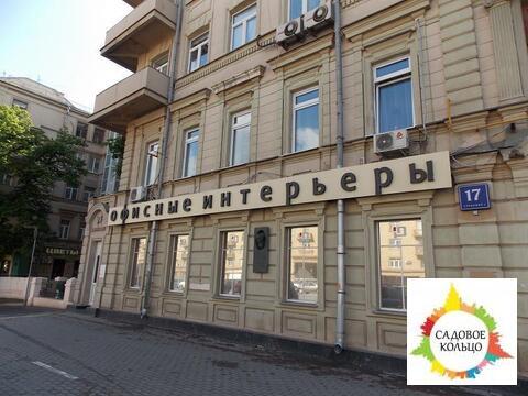 Аренда торговой площади 173 кв.м. на 1-й линии Садового кольца.