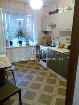 Продам 4-х комнатную квартиру в Люберцах. Дом кирпичный. Общая площад