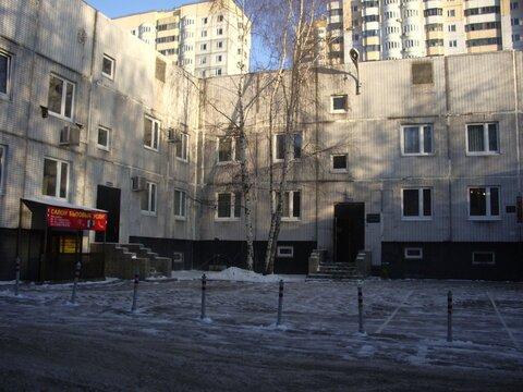 Офис 81 кв. м. Азовская ул.