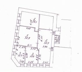 Аренда Офис 123 кв.м.