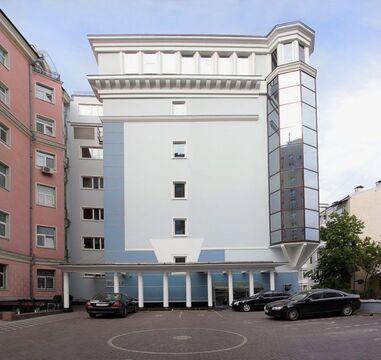 Офис 125 кв.м. в аренду в БЦ класса А ЦАО г. Москва