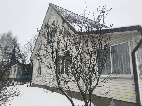 Жилой дом 115 кв.м, 9 соток по адресу: г. Дмитров, д. Митькино