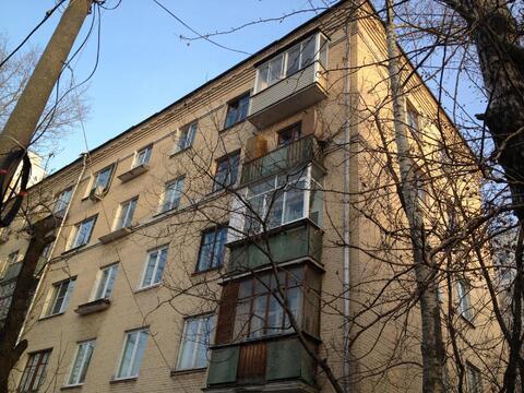 Продается 3х комнатная квартира Береговой проезд д9корп1