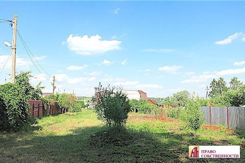 Дом 30 кв.м на участке 11 сот в с.Загорново Раменского района