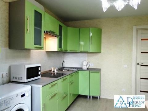 2-я квартира в Москве, район Некрасовка, 18м авто до метро Выхино