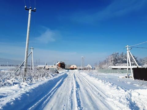 Деревенский участок 15 соток в п. Новосёлки, Каширского района