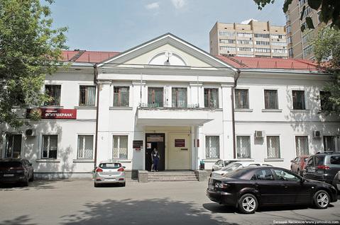 Офисные помещения в Москве 645,6 м2 по адресу: ул.Шкулева, д.9, стр.1