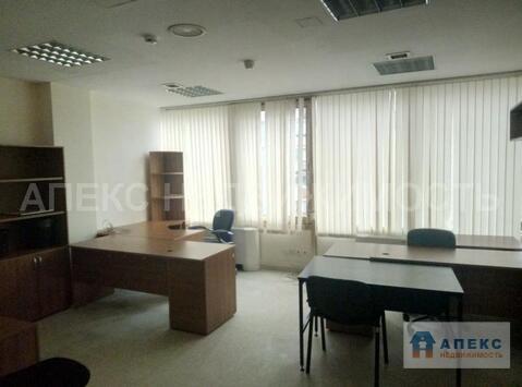 Аренда офиса 310 м2 м. Пролетарская в административном здании в .