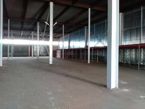 Производственно-складское помещение 440 кв.м