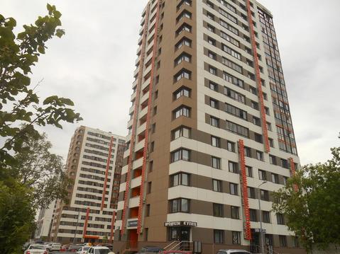 """1-комнатная квартира, 42 кв.м., в ЖК """"Альфа Центавра"""""""