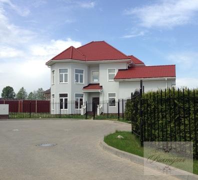 Продается кирпичный дом около озера в д.Спас-Каменка