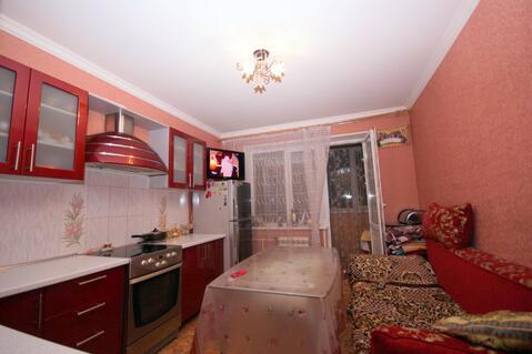 Квартира с двумя лоджиями и большой кухней рядом со станцией
