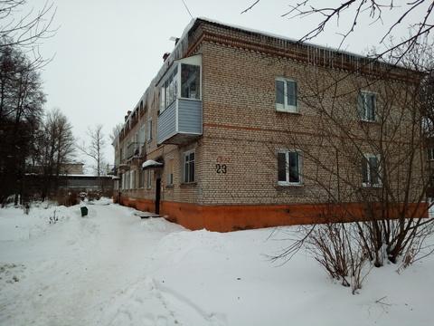 Продается 2-комнатная квартира в п.Колычево