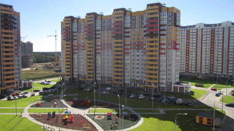 Продается 1 комнатная квартира в д.Боброво, ул.Крымская д. 9, корп. 1
