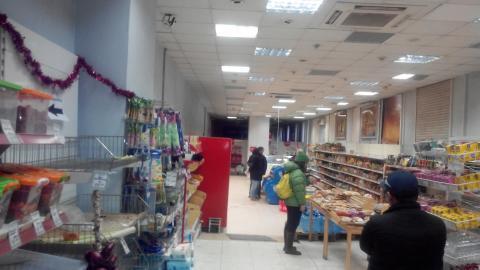 Торговое помещение в центре Москвы