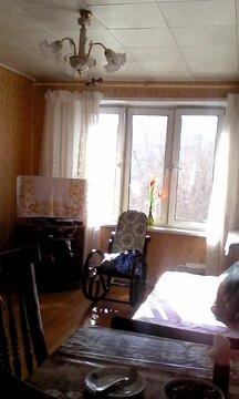 1-комнатрая квартира, 33 кв.м.