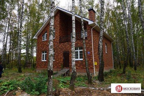 """""""Домик в лесу"""" в коттеджном поселке с прудами, Новая Москва, 30 км"""