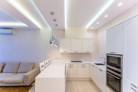 2-комнатная квартира, 74 кв.м., в ЖК «Ромашково»