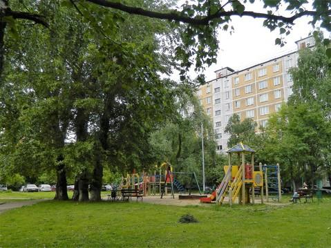Однокомнатная квартира Щелковское шоссе д.91к2