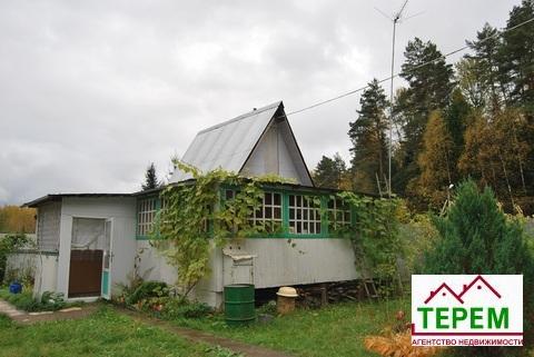 Дача в р-не деревни Скрёбухово, Серпуховский район