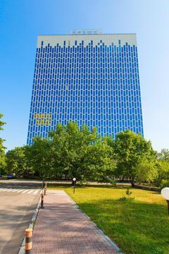 Офис 123кв.м. в БЦ класса В+ м. Калужская