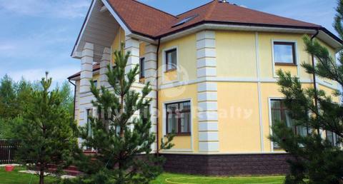 Апрелевка, Киевское шоссе 22 км от МКАД. Шикарный дом 445 кв. метров р